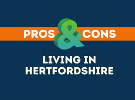 Pros and Cons of Living in Hertfordshire