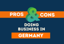 pros cons doing business germany