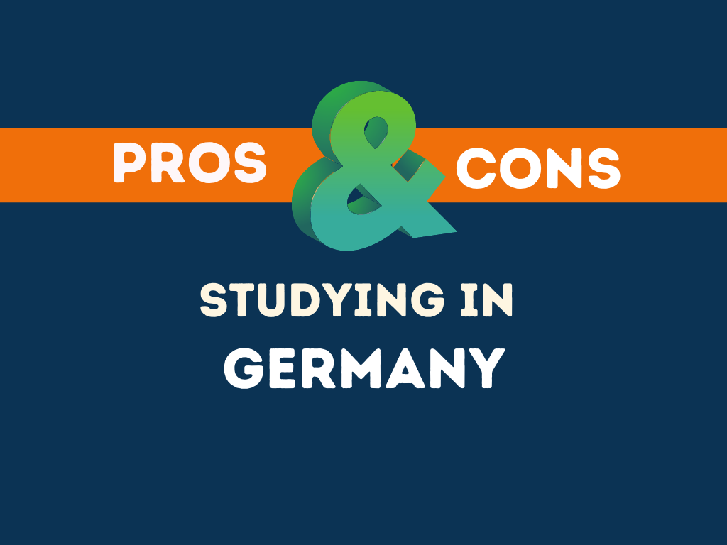 Pros Cons Studying in Germany